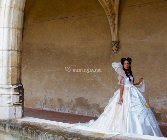 Robe Marguerite d'Autriche