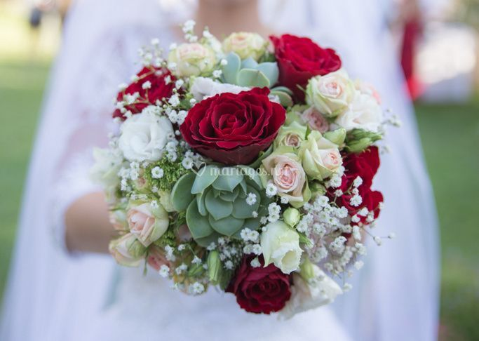 Mariage J&L - Bouquet