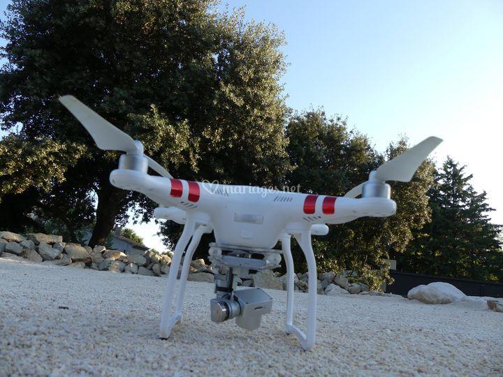 Drone Ciné Regard