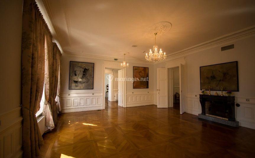 Salle réception Château