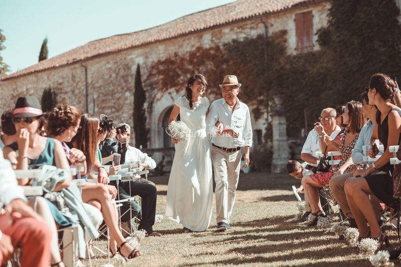 Florence & Nicolas - Bordeaux
