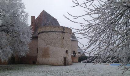 Lucie & Andrea - Château de la Rivière 1