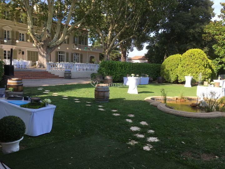 Espace Garden Party