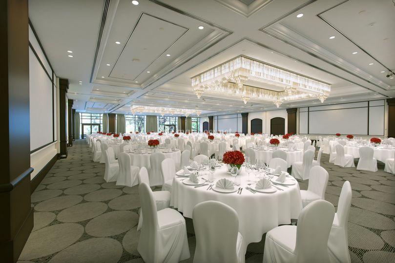 Ballroom Concorde Banquet