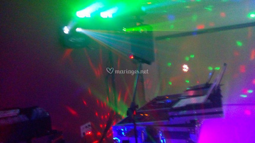Lasers multicolors!!!