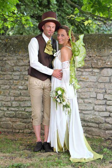 Mariage elfique