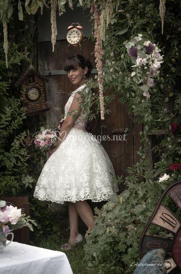 """Robe de mariée """"Alice"""""""