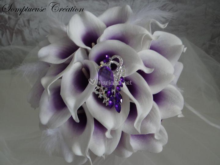 Bouquet arums