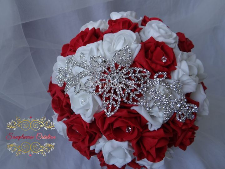 Bouquet broches