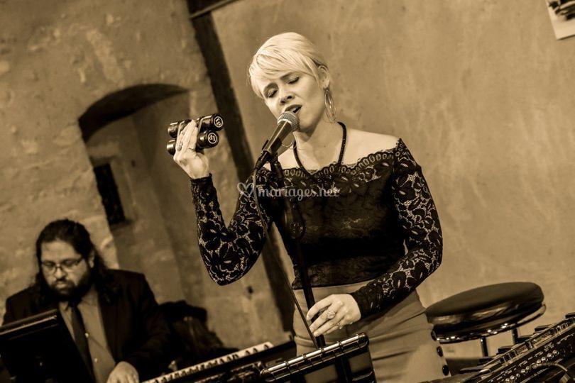 Lydie Ballereau (chant)
