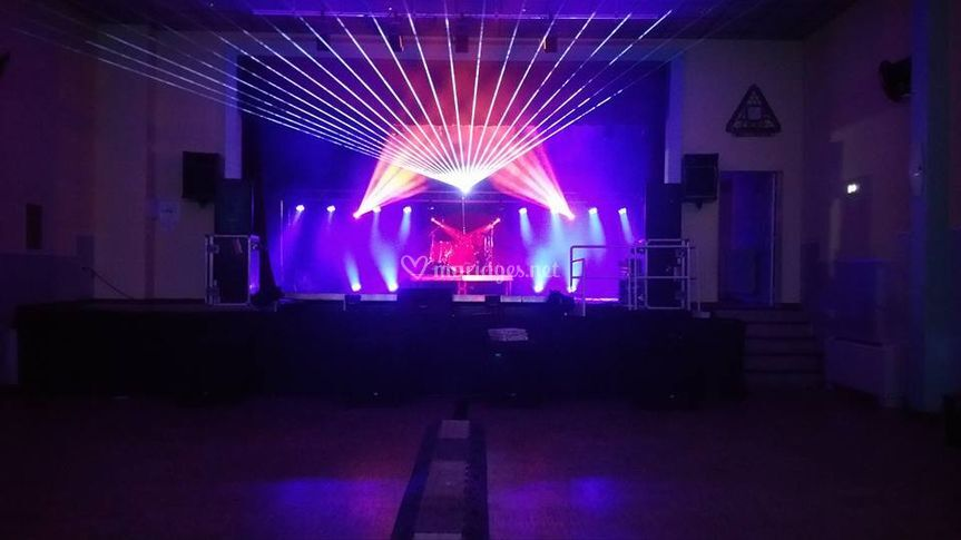 Event Sound Light
