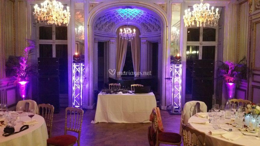 Mariage au Château de Pourtale