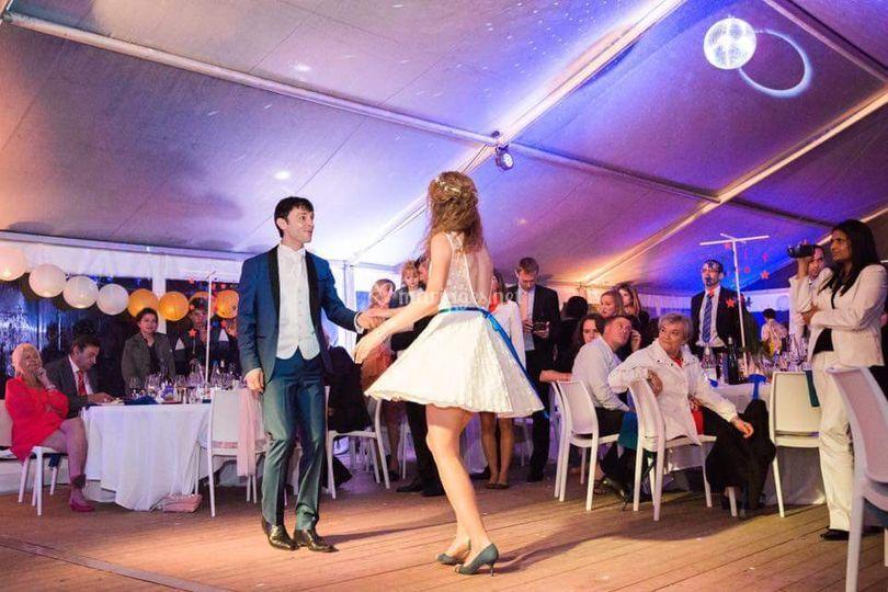 Mariage au Nids des Vosges