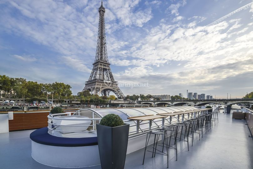 Terrasse du Paris