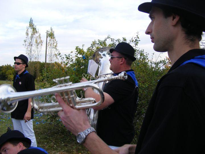 Les Drunkies - Trompettes