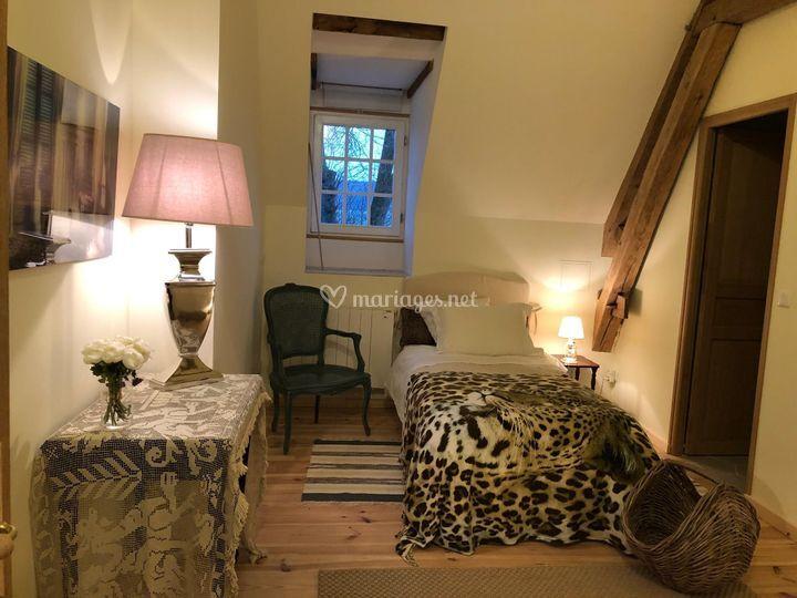 Chambre Léopard