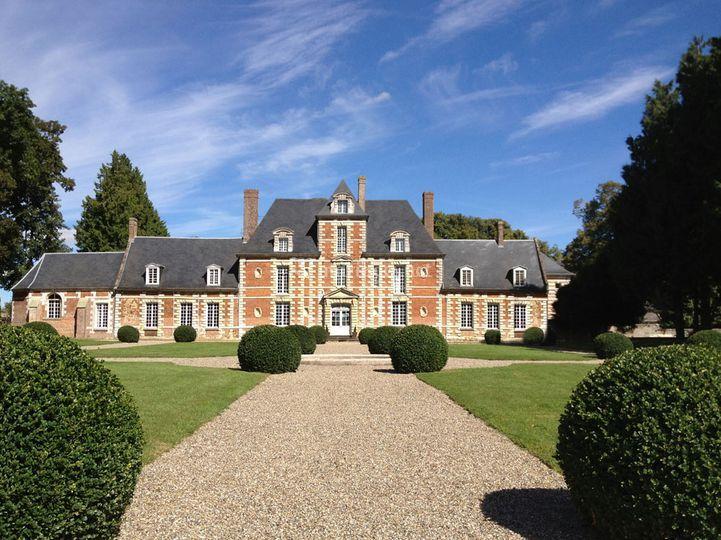 Château de Vauchelles Les Domart