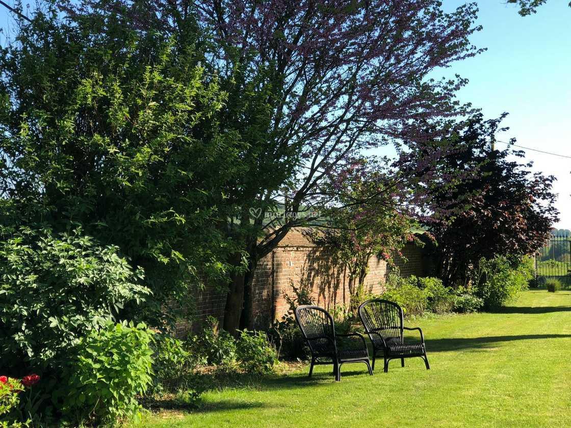 Les Jardins À L Anglaise jardin à l'anglaise de château de vauchelles les domart