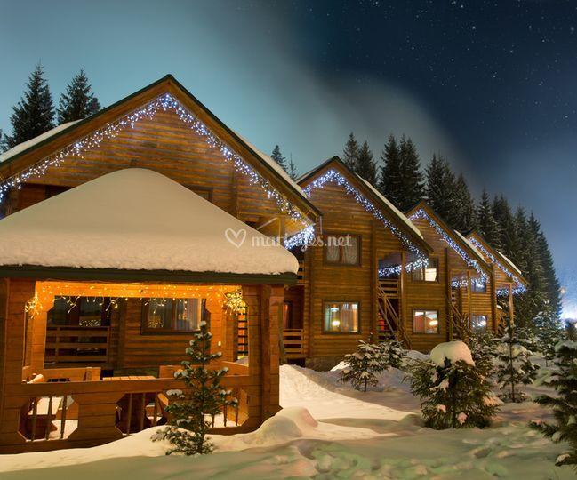 Séjour ski Noël