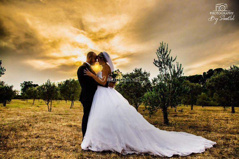 Séance des mariés