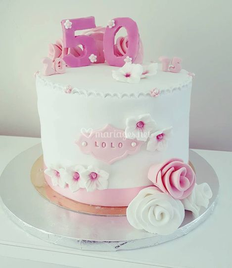Heaven's Cake - gâteau anniversaire