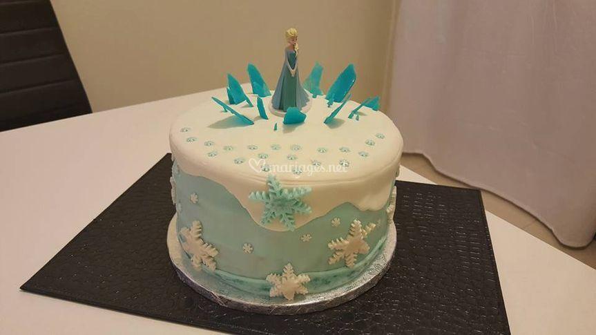 Heaven's Cake - Reine des neiges