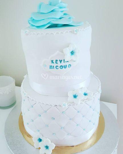 Heaven's Cake - gâteau event