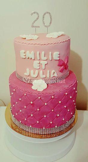 Heaven's Cake - anniversaire