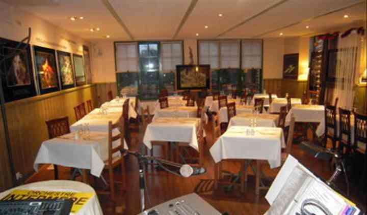 Restaurant Le Vert Galant