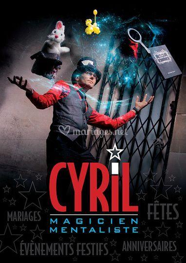 Cyryl Le Magicien - Affiche