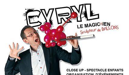 Cyryl Le Magicien 1