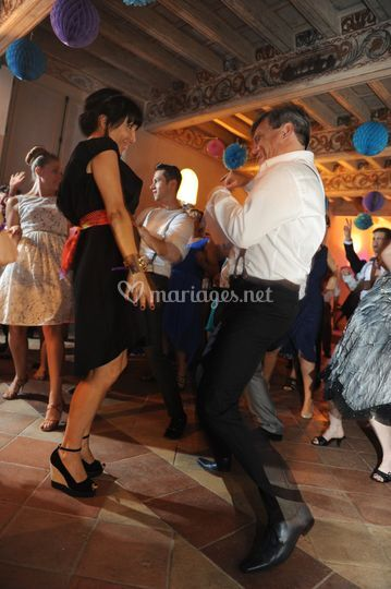 Apprenez à danser pour votre mariage