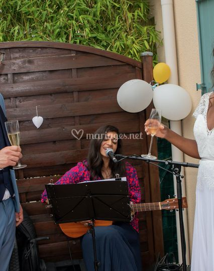 Concert mariage