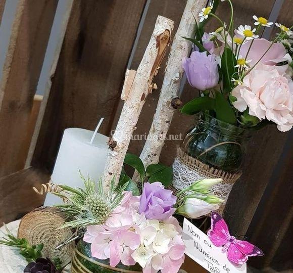 La couture florale