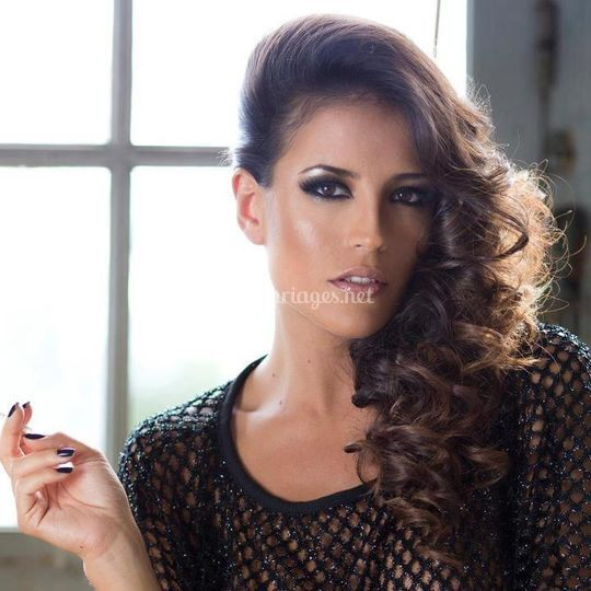 """Maquillage """"smoky"""""""