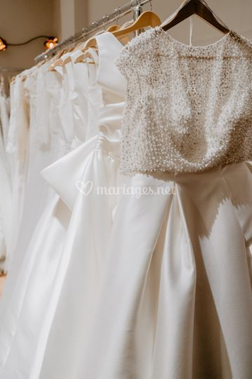 Robes volumes simples