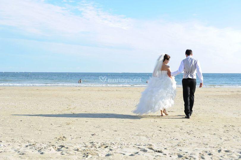 Mariage à la Baule