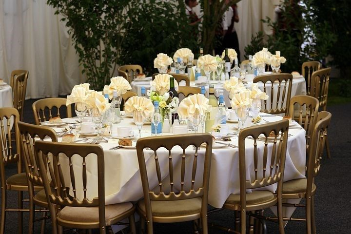 Des tables raffinées