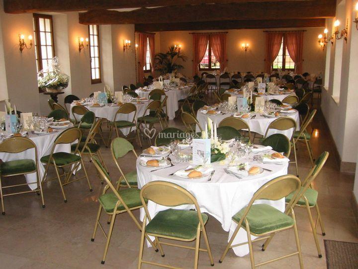 Salle réception Beauchêne
