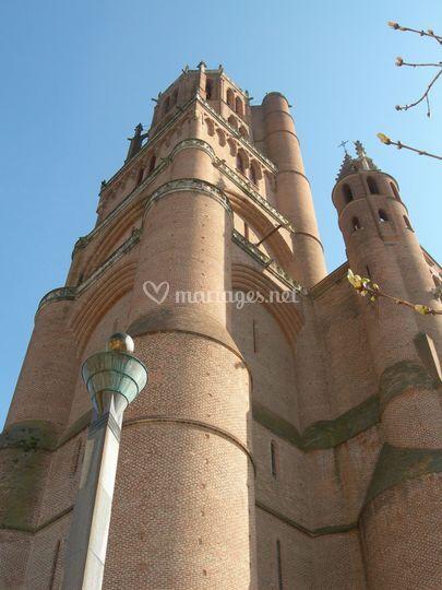 Cathédrale Sainte Cécile