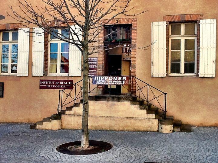 Institut de beauté Hippomer