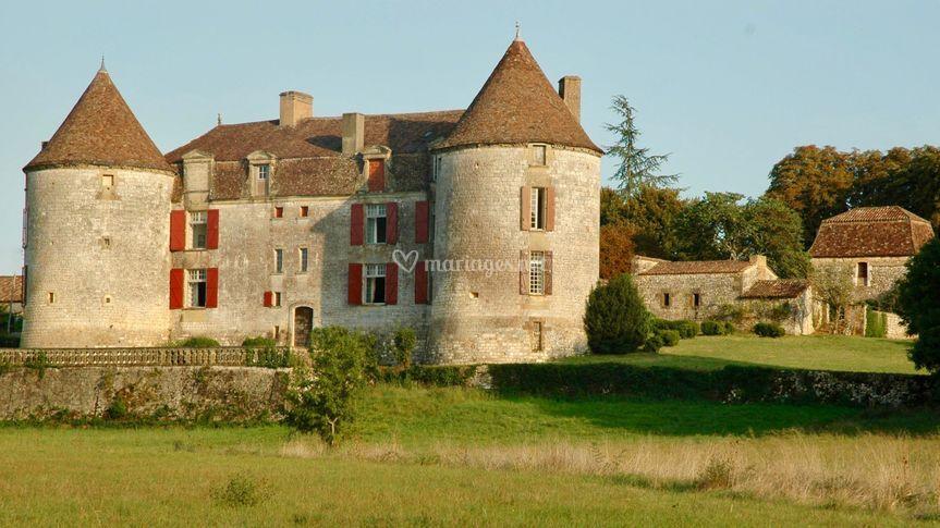 Chateau de Marsales