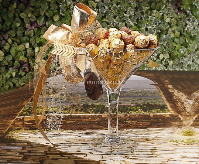 Vases et bonbonnières en verre