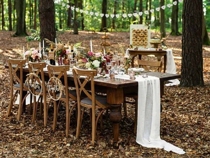 "Mariage ""Forest"""