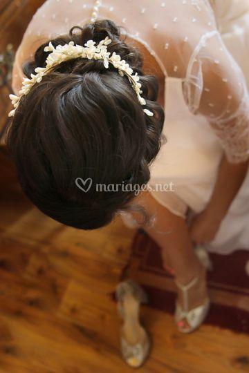 Mariée sur mesure - Eva