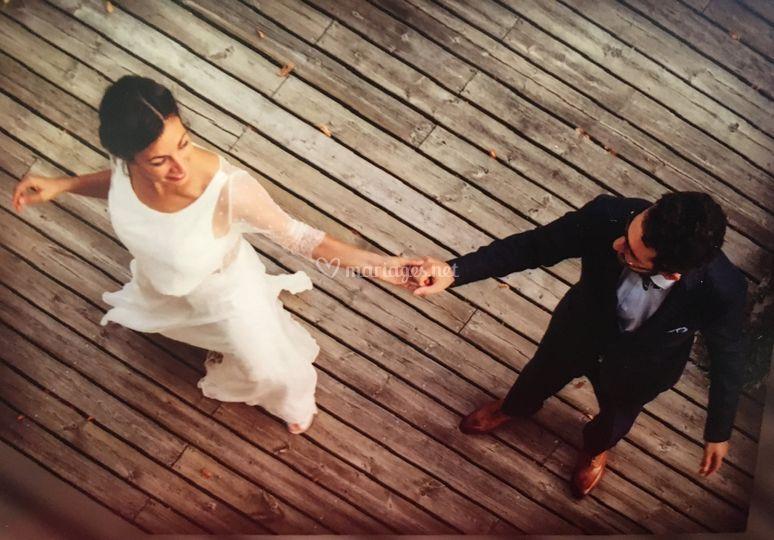 Mariée sur mesure - E & D