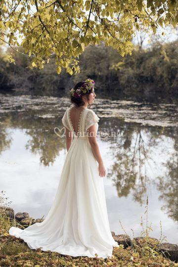 Mariée sur mesure - Margaux