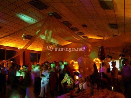 Soirée dansante, mariage