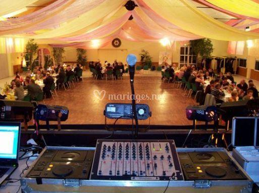 Équipement DJ