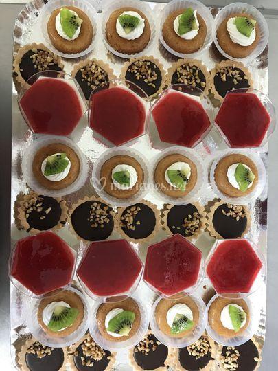Nos plateaux desserts